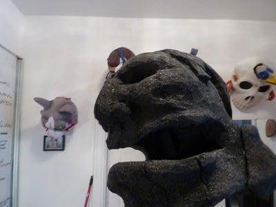 """""""Anglerman"""" Mask"""