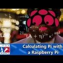Calculating Pi With a Raspberry Pi