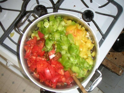 Tomatoes, at Long Last.