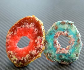 Edible Candy Agate Slices!