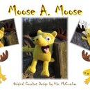 Moose A. Moose (Nick Jr. Mascot)