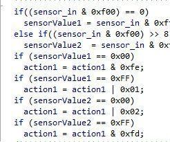Make:it Robotics Starter Kit - Analyzing LineFollowing.ino Part 2