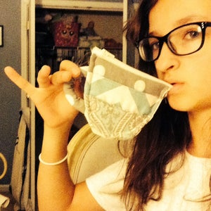 """""""Just My Cup of Tea"""" Pouch"""