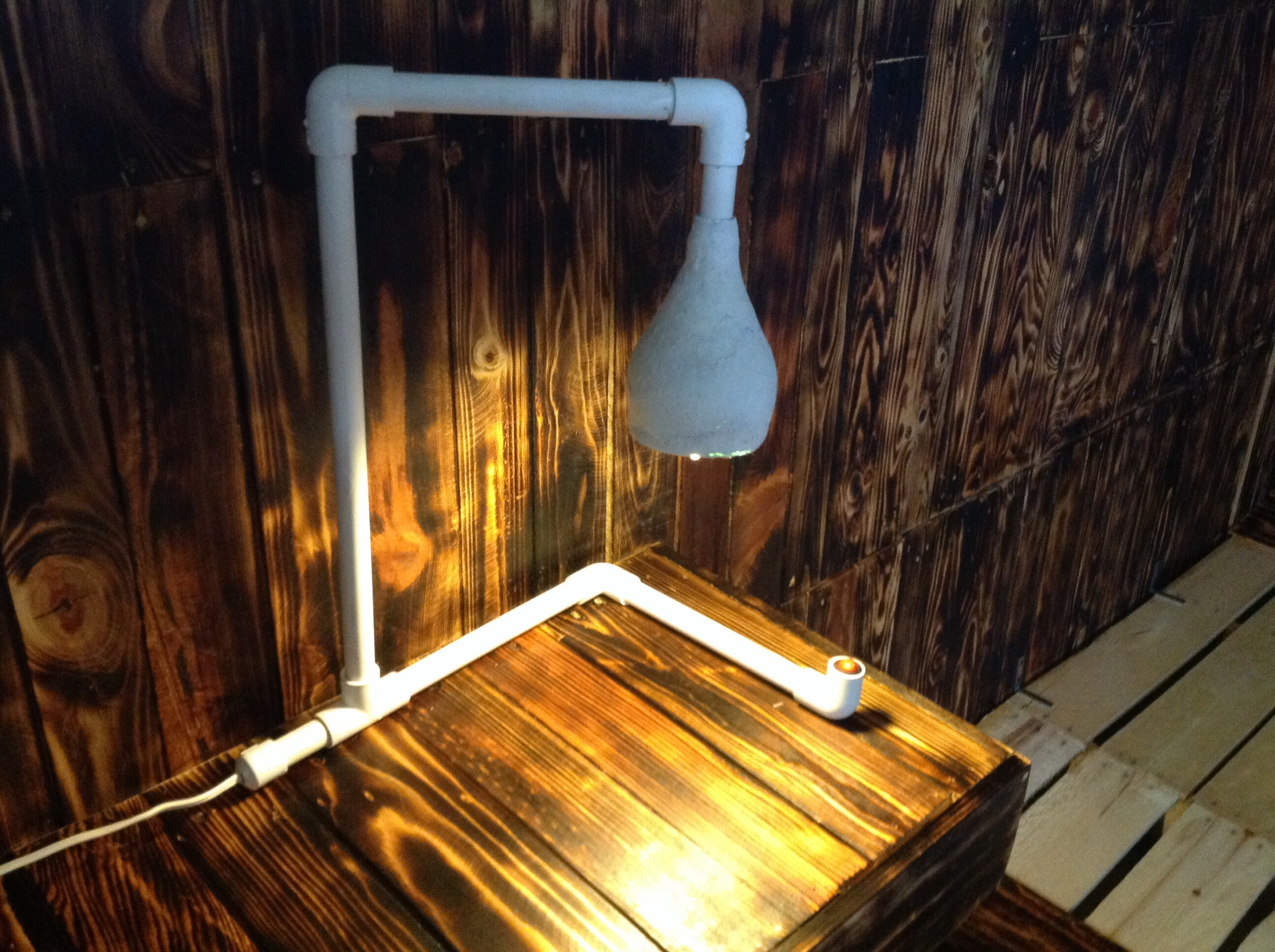 Lámpara PVC Articulated PVC Steps De Articulada Lamp5 n0POkw