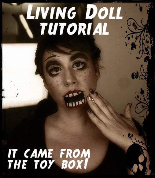 Picture of Turn Yourself Into a Living Doll!