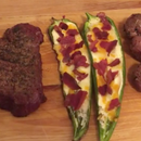 One Grill New York Steak Meal with video!