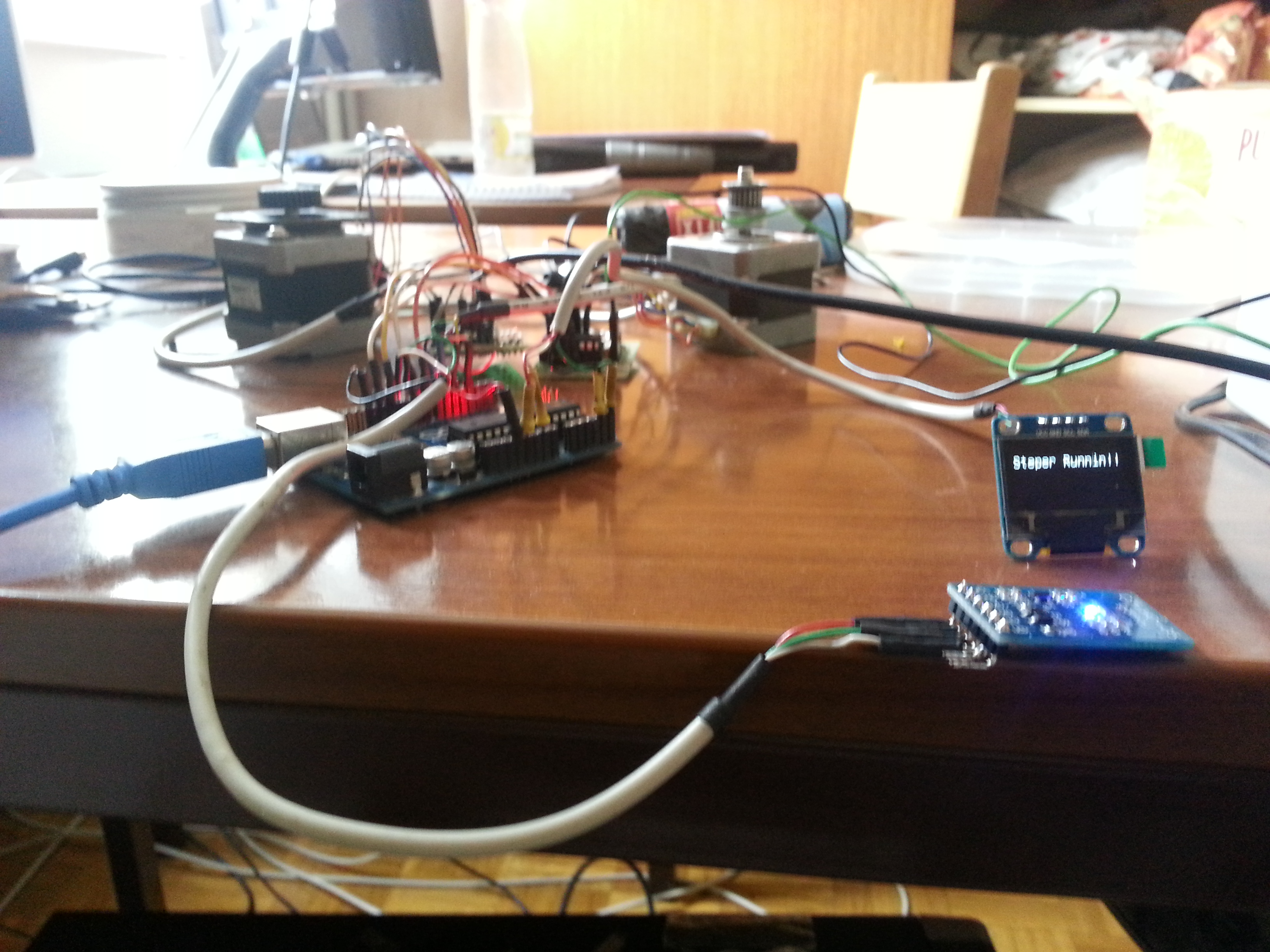Picture of Connect Stepper Motor to Arduino