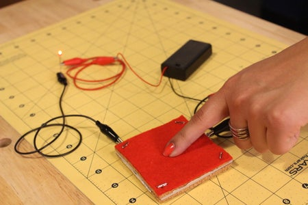 Simple Electronic Button