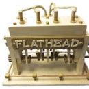 Wood Flathead Four cylinder motor