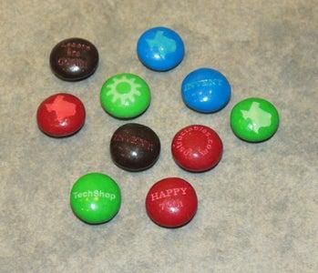 Enjoy Your Custom Candy!