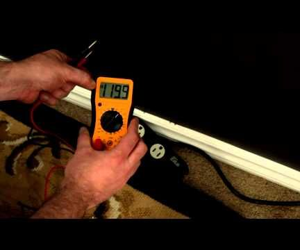 How to Use a Multimeter to Check Voltage, Continuity and Battery Charge