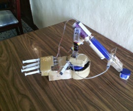 DIY Robotic Arm