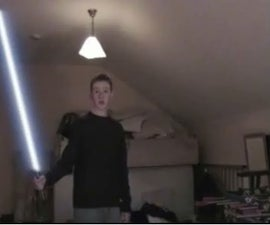 CR-Tutorials Special-Star Wars 2/3-Lightsaber Effect