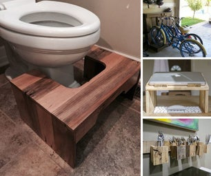 10 Pallet Hacks to Improve Your Home Life