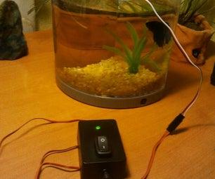 (AT)tiny Fish Feeder