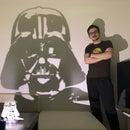 Darth Vader Shadow Casting Box