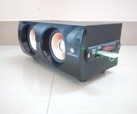 Portable Multimedia Speakers V2