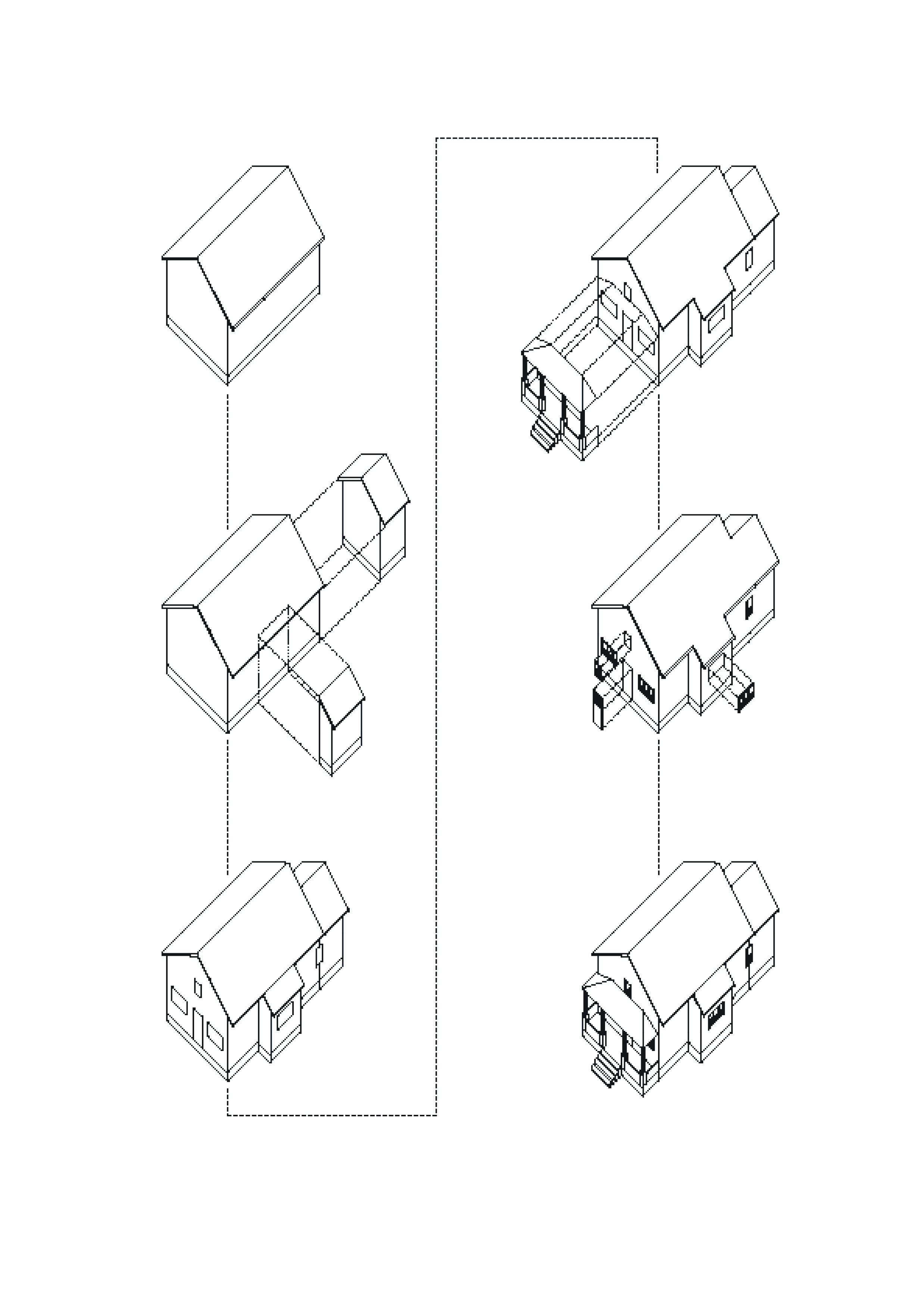 Picture of Axonometric Drawings