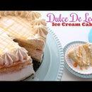 Dulce De Leche Ice Cream Cake