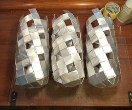Vertical Gardening With Tetra Paks P1. Making Baskets