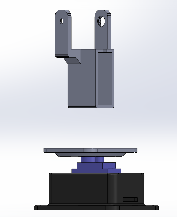 Picture of Rotating Mount Assembly