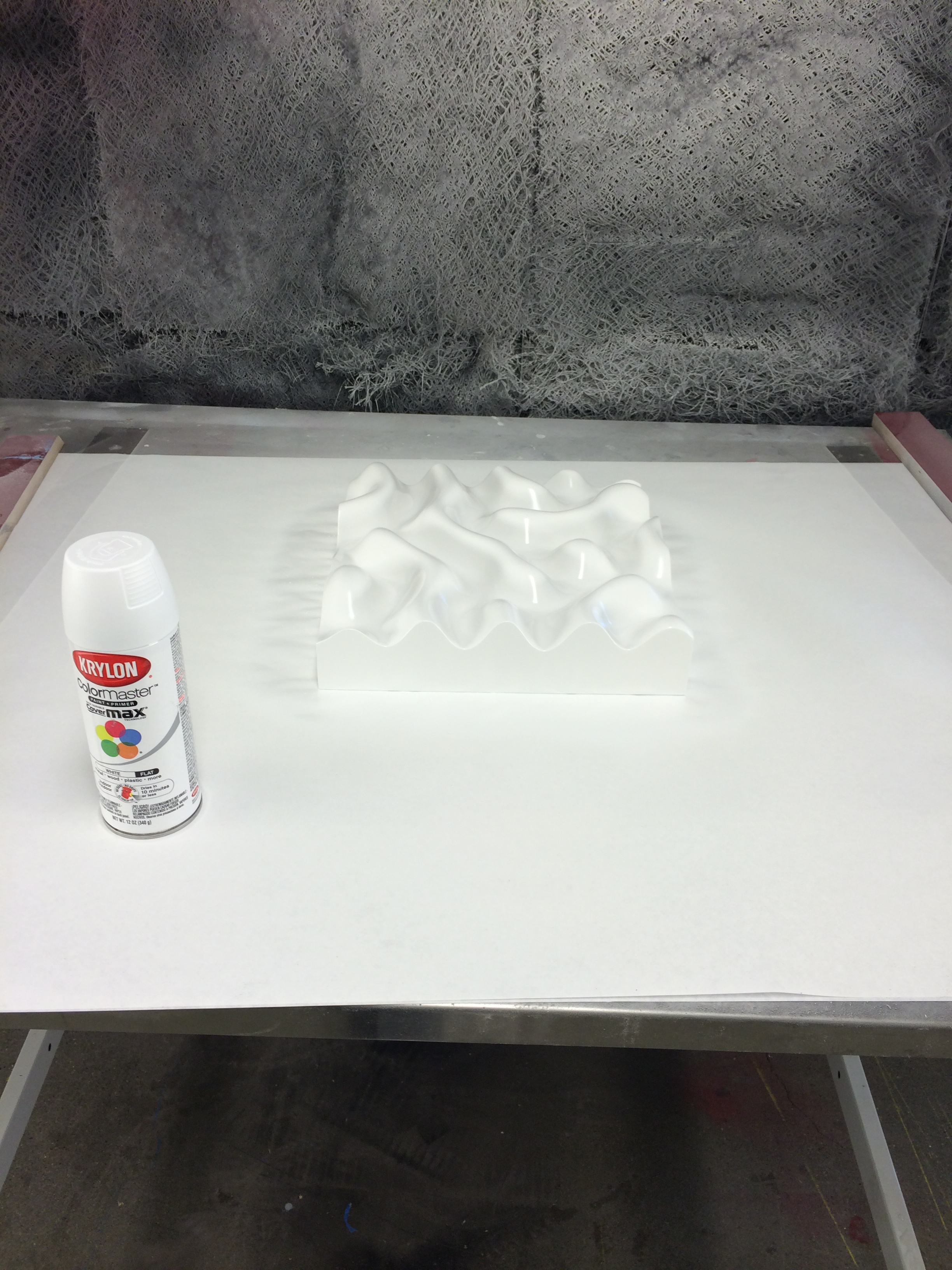 Picture of Sand & Paint & Sand & Paint