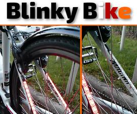 一种自行车照明系统
