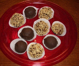 I'm Just Nuts About You - Bon Bons For Your Valentine