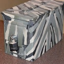 Ammo can lock