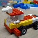 How To Build an ISU LEGO Tailgating Truck