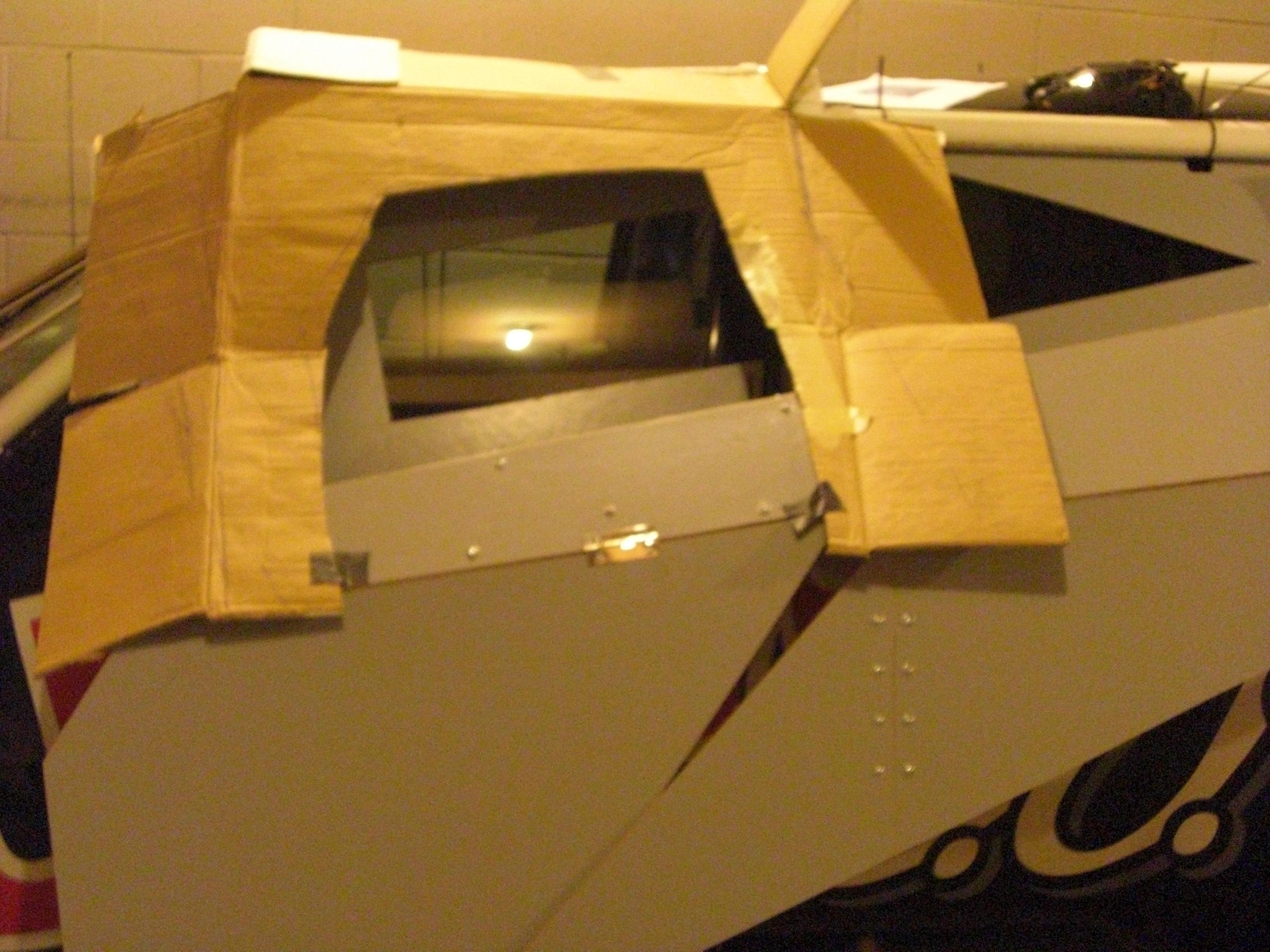 Picture of Driver's Side Door Panels
