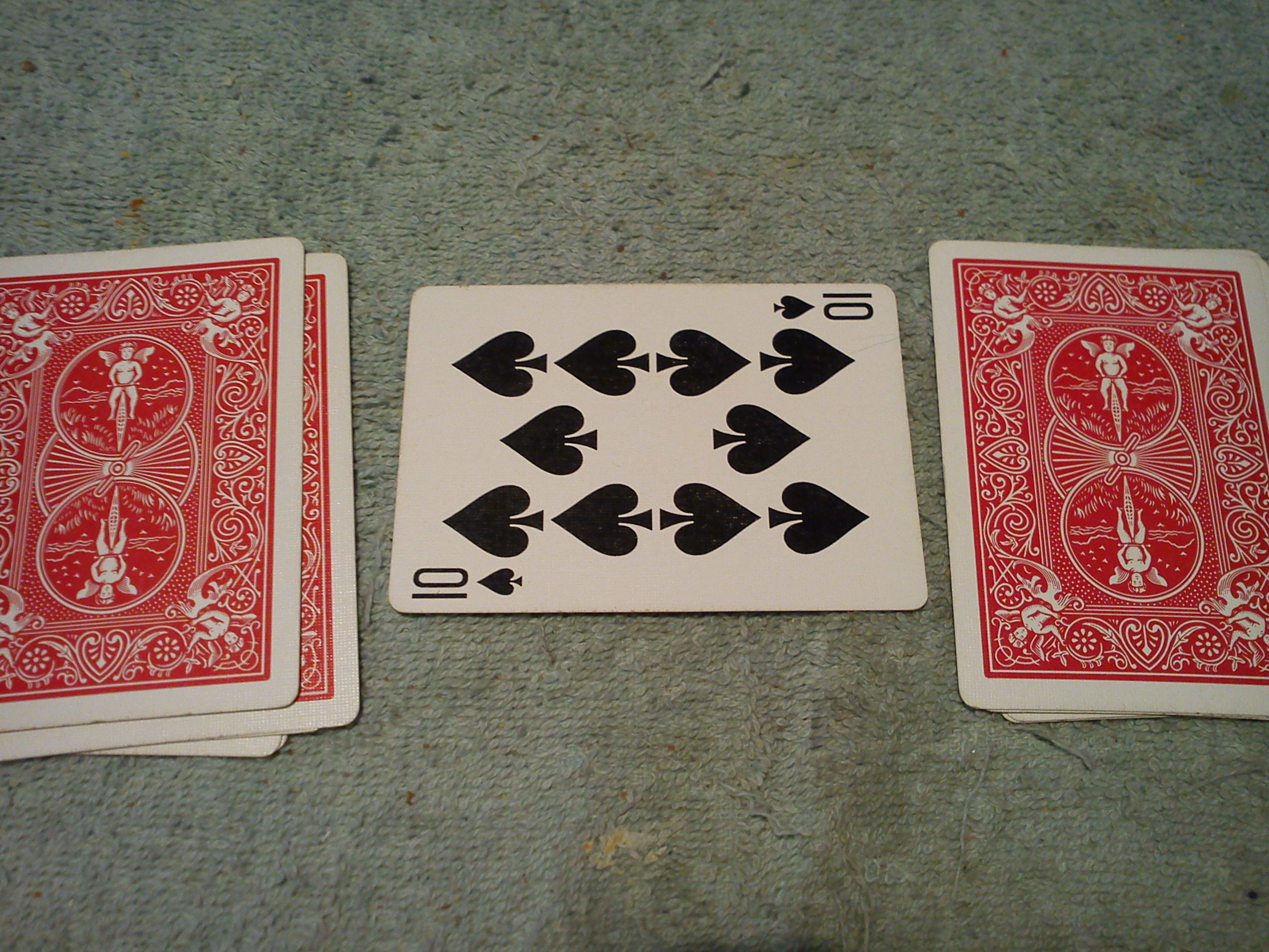 Picture of Lay Out Your Cards