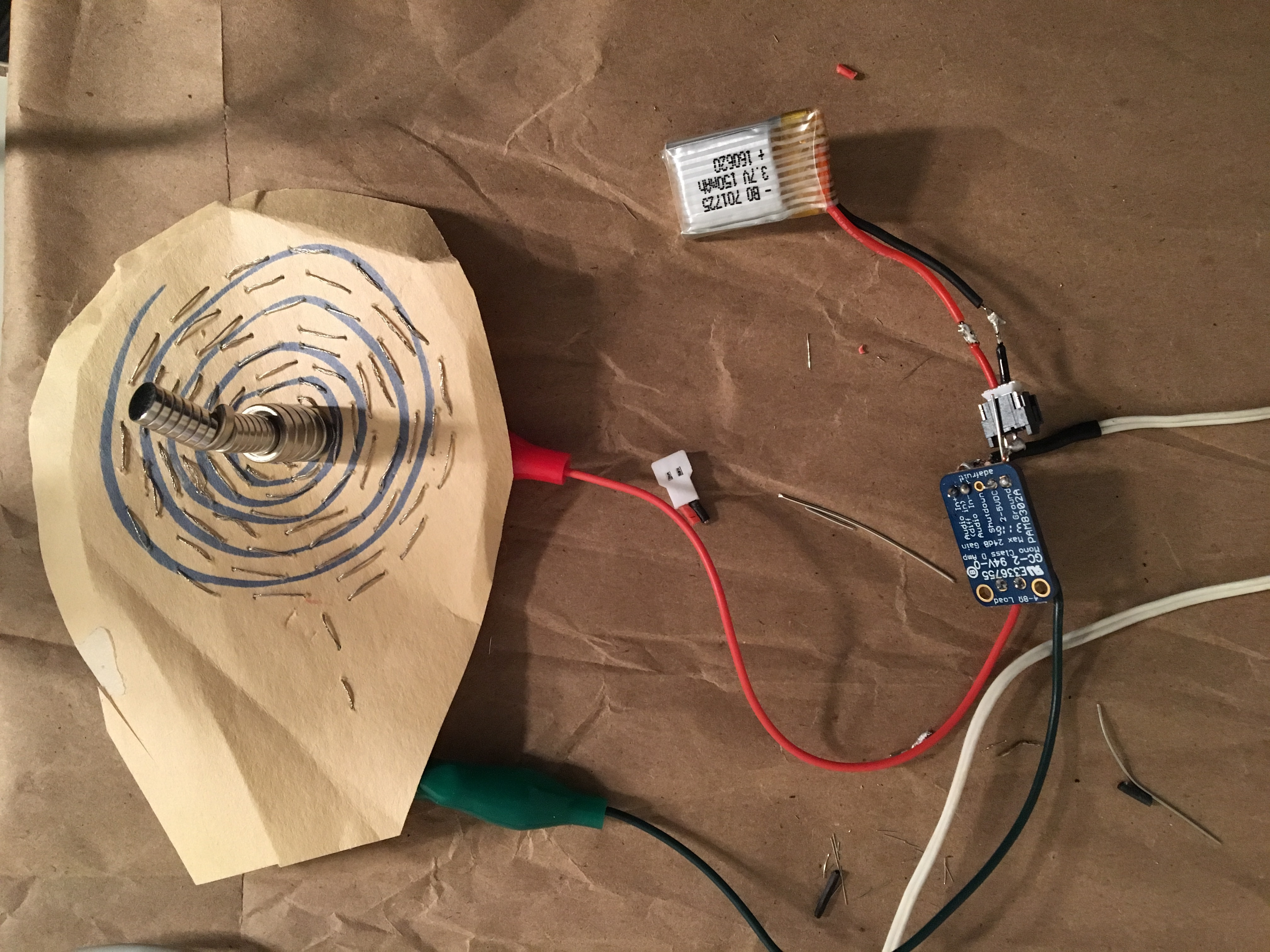 Picture of Make a Speaker