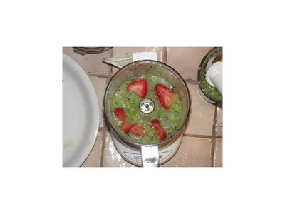 Add Strawberries, Re-fill Other 2