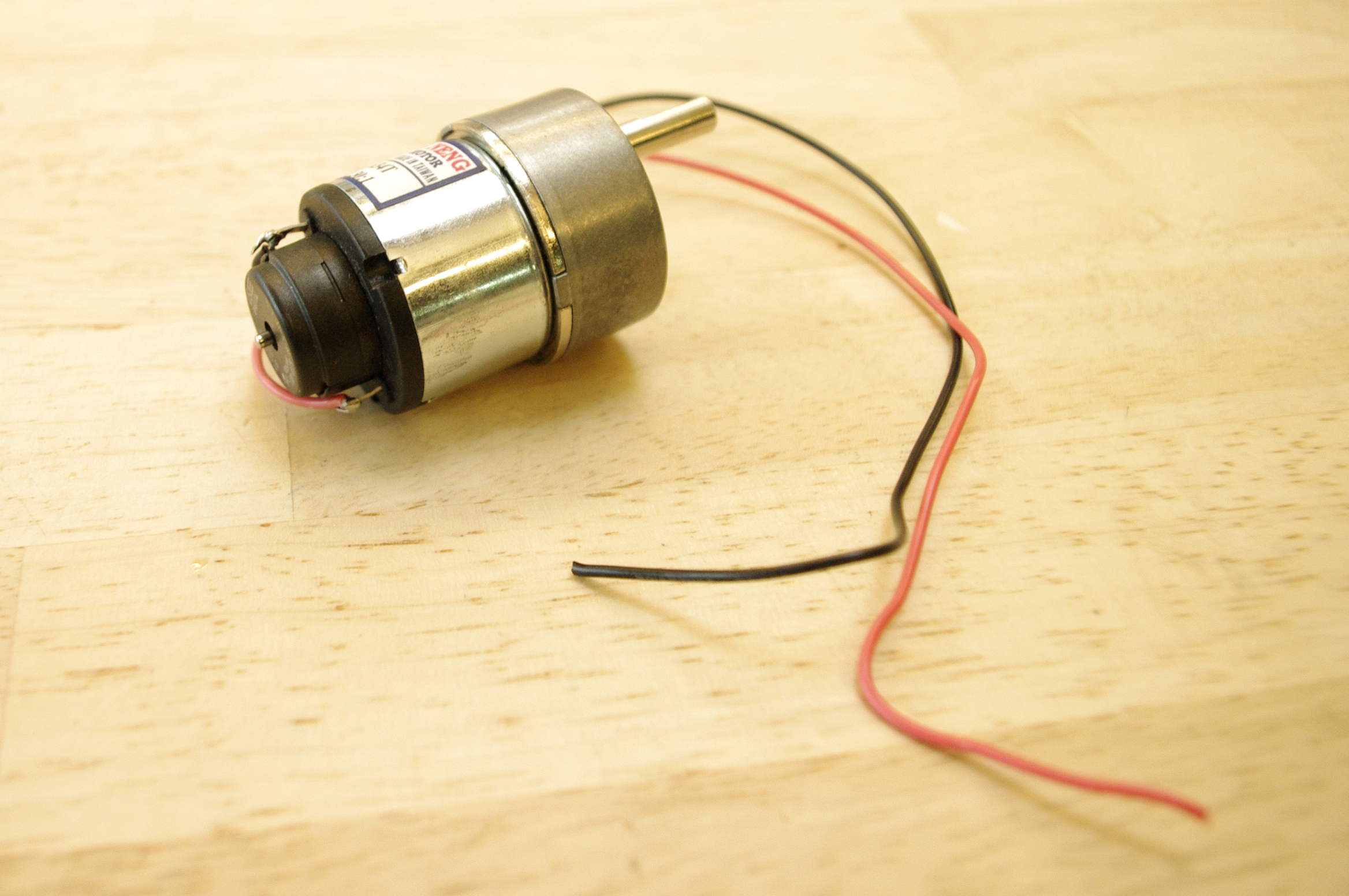 Picture of Wire the Motor