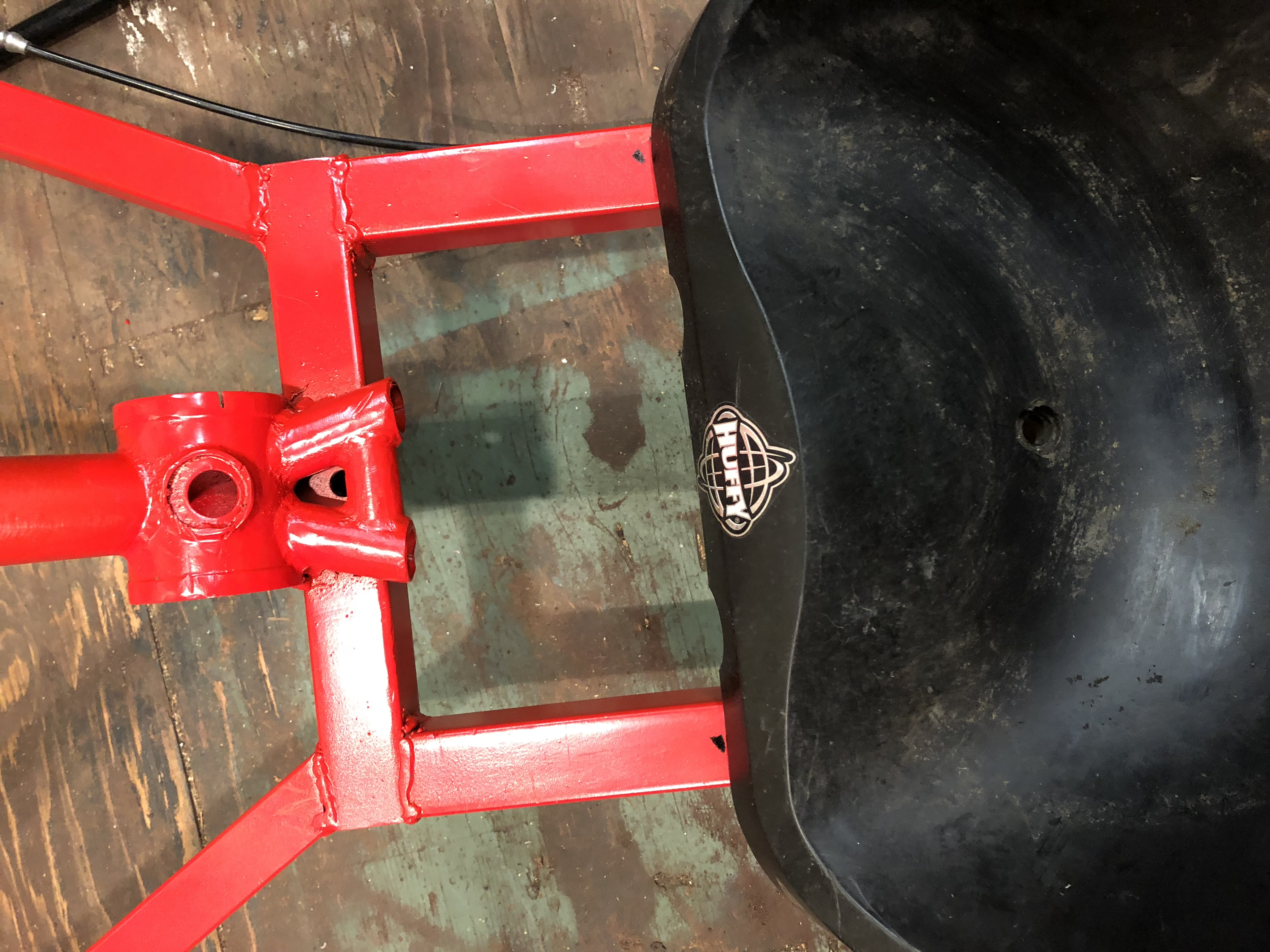 Picture of Attaching a Seat