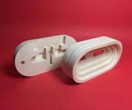 Wooden Passive Amplifier for iPhone