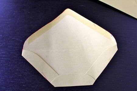Creating an Envelope Liner