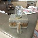 m&m/ gumball machine