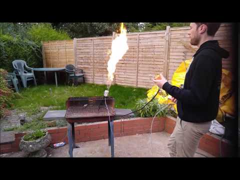 Picture of Fire Poofer (Butane Flare)