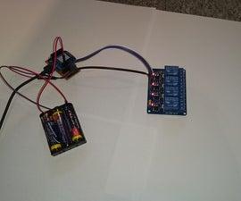 ESP8266 Relay-control