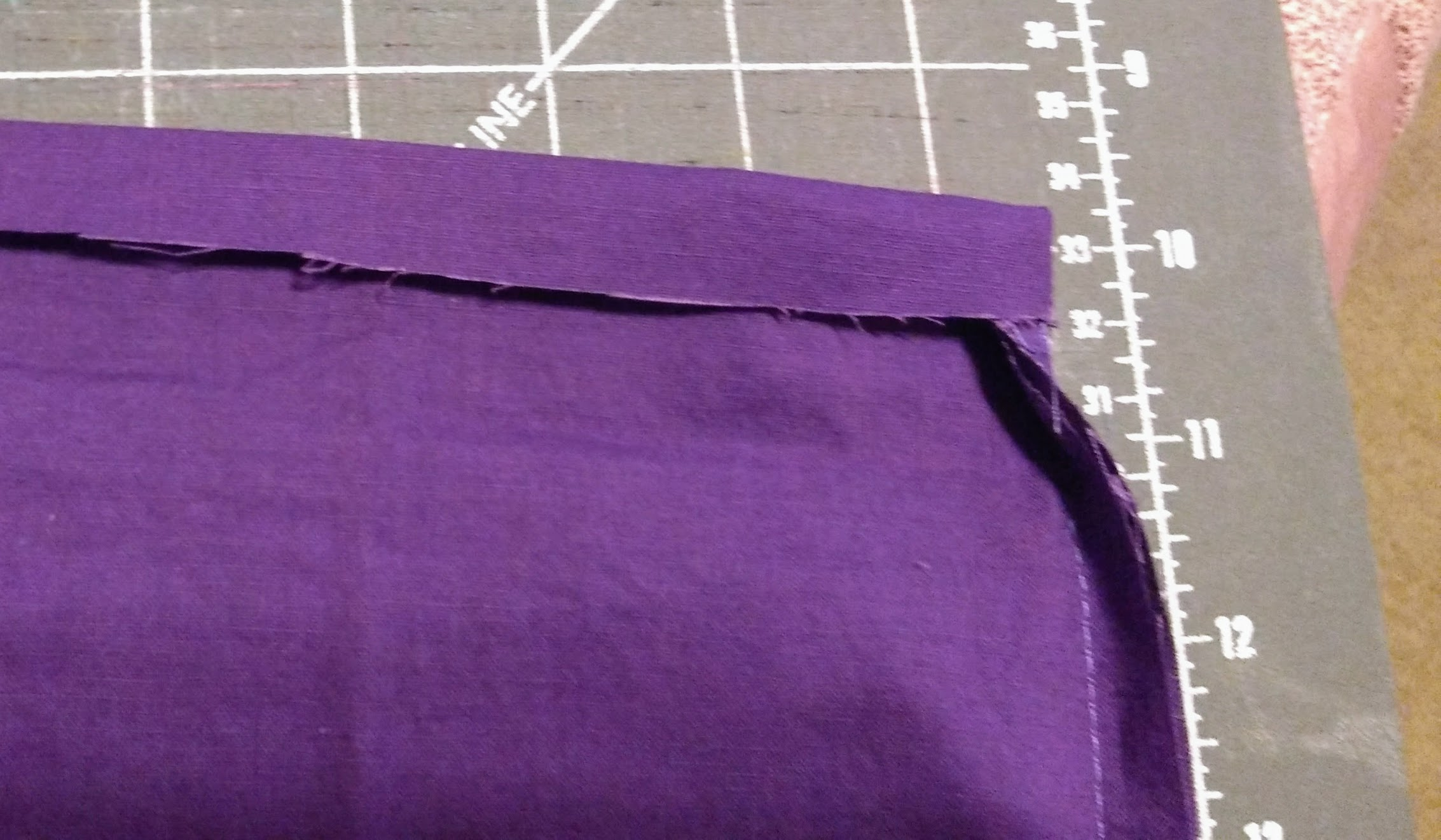 Picture of Sewing the Lining