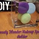 DIY Beauty Sponge Holder