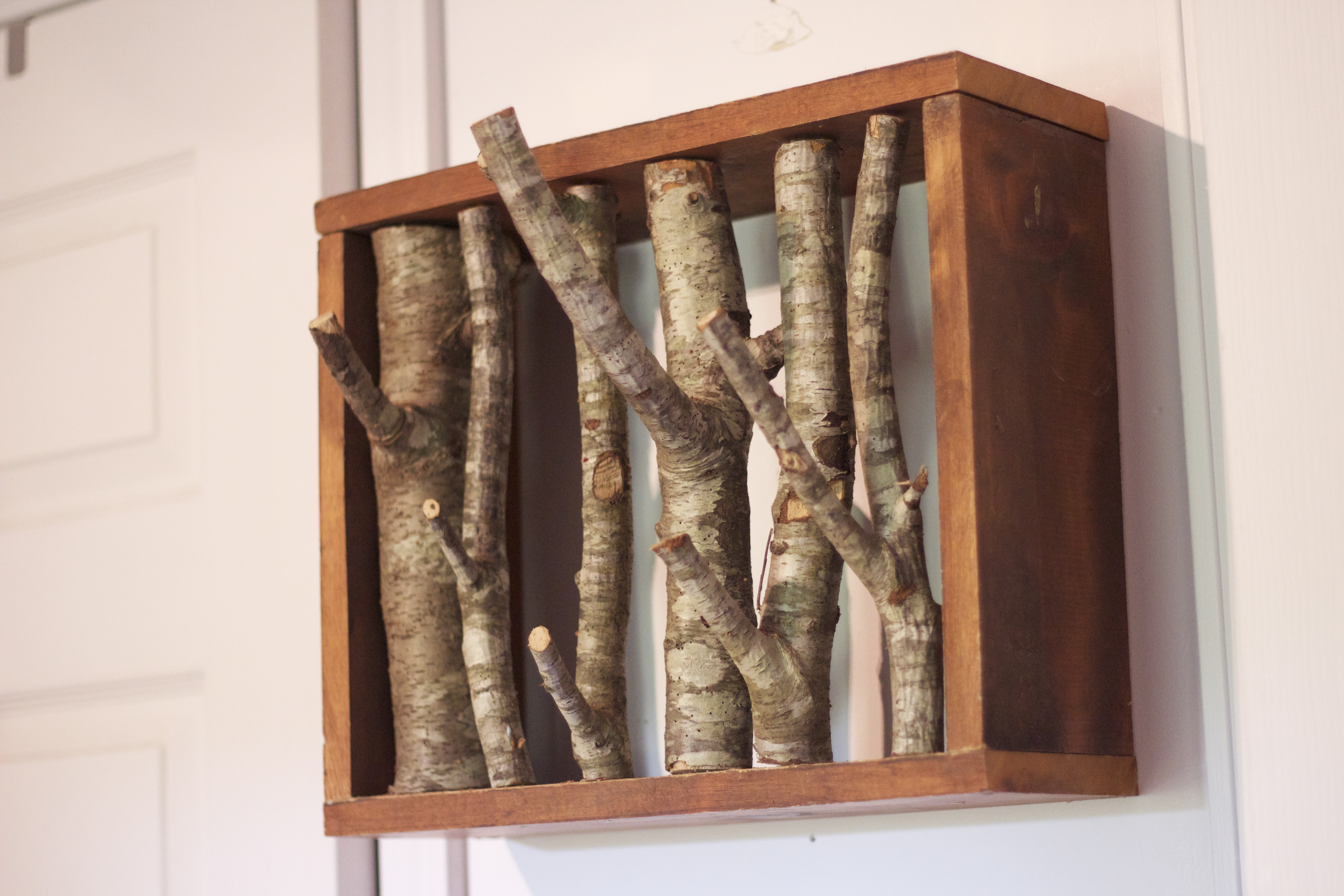 Picture of Simple Branching Coat Rack
