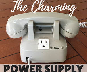The Charming Power Supply You'll Actually Want to Put Display