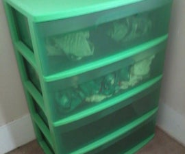 Laundry Hacks - The Drawer System