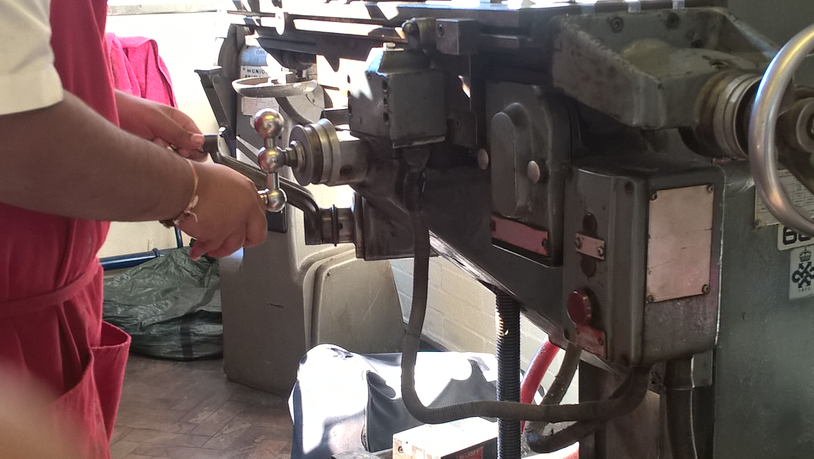 Picture of Arm Mech and Assembly