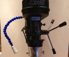 LED-light for Drill Press