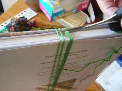Cut Floss to Lengths