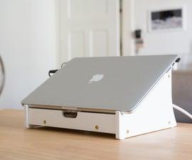 3-in-1 Desktop Organizer